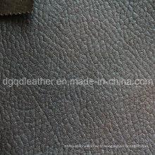 Cuir PU respirant de haute qualité pour le sofa (QDL-FB061)