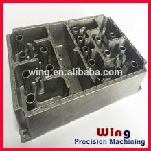 China custom zamak die casting product with CNC machining