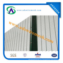 Alta calidad durable 358 Clearvu Anti Climb Fence