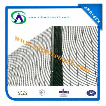 High Quality Durable 358 Clearvu Anti Climb Fence