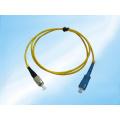 St-Sc Upc Single Mode Fiber Optic Patch Cord