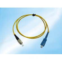 St-Sc Upc Single Mode Fiber Optic Patch Cord