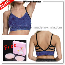 High Quality Cheap Low MOQ Ladies Sport Bras