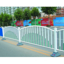 Decorative Steel Fence for Construction of Corridor
