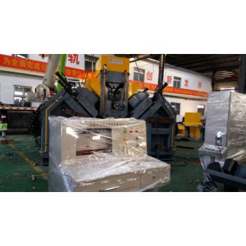 Máquina de perfuração de aço de alta velocidade do CNC 9 Axis