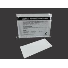 Impressoras de cartões de embarque de companhias aéreas ou cartões de limpeza de leitores