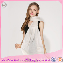 China Factoy real ring cashmere custom scarf