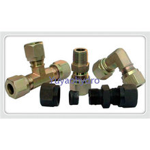 Tee Forged Fittings with Female Adjustable Connector
