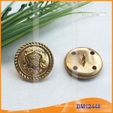 Metal Shank Military Buttons Nähknopf für BM1244