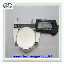 Постоянный большой круглый магнит для продажи