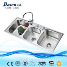 DS-11045 fregadero para barbero fregadero de silicona colador lowes lavabos de baño lavabos