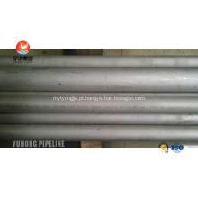 Liga de Inconel 690 niquelar liga tubo ASTM B 167 ASME SB 167