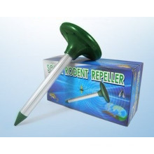 High Quality Outdoor Solar Ultrasonic Repeller for Mole and Rodents