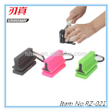 mini portable ceramic knife sharpener