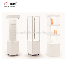 Connect Your Brand To Consumers Unique Design Display Showcase Jewellery Watch Display Cabinet