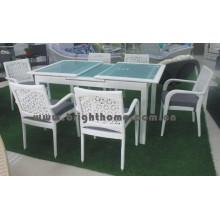 Juego de comedor (mesa de extensión BP-PS110A)