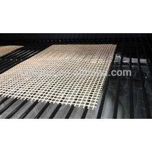 Estera antiadherente de la parrilla de la barbacoa de la fibra de vidrio - producto caliente en Australia
