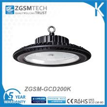Lumière élevée de baie de 200W UFO LED
