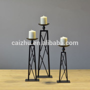 floor standing metal christmas tree candle decoration holders