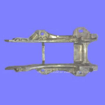 Alliage de magnésium à lame de précision pour le support, pièce OEM personnalisée