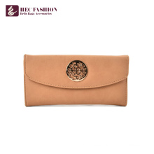 HEC Wholesale Multicolor PU/PVC Woman Purse Wallet