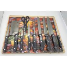 Комплект доски ножа ручки ABS 11pcs