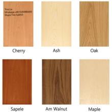Recon wood veneer furniture face veneer