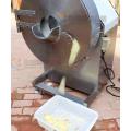 Cortadora automática grande de las patatas fritas del plátano que hace la máquina con buen precio
