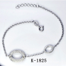 Ювелирные изделия Мода Diamond 925 Silver (K-1825. JPG)