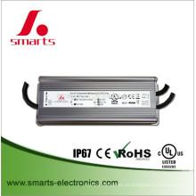 Fuente de alimentación dimmable 110VAC ~ DC12v / 24V 80w impermeable 0-10V