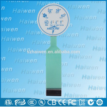 IP65 impermeable IP65 interruptor de membrana impermeable