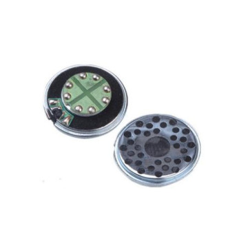 FBF28 magnetic 28mm round shape head phone speaker