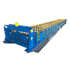 Steel Wave Profile Corrugated Roofing Roll Forming Machine