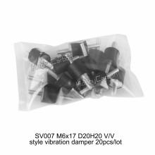 SV007 высокое качество M6X17 D20H120 резиновые горючего роторный демфер