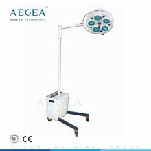 AG-LT010 Großhandel medizinische Versorgung Batterie stehenden OP-Leuchten Preise