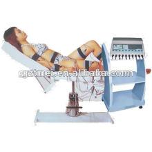 EMS electro muscle stimulator body massage machine