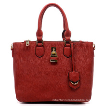 New Style High Quality Fashion PU Leather Women Handbag