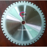 TCT Saw Blade for Cutting Steel