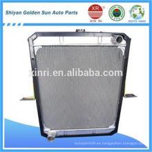 Sinotruk Golden Prince Repuestos para camiones 290HP Motor Radiador AZ9125531280
