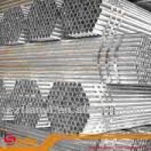 Usine bonne qualité din 2444 tuyau en acier galvanisé