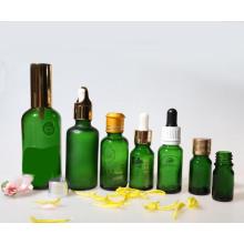 Botella de vidrio de 30 ml con cuentagotas (NBG04)
