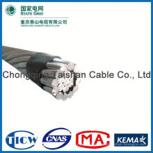 Factory Wholesale Prices!! High Purity aac acsr aaac aluminum bare conductor cable