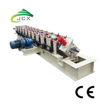 Semi+Auto+C+Purlin+Roll+Forming+Machine