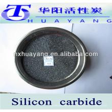 98% schwarzes Siliziumkarbidpulver zum Wasserstrahlen