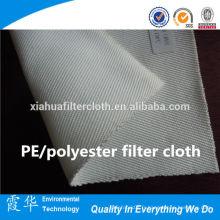 Filtres filtrants en polypropylène de haute qualité en tissu filtrant