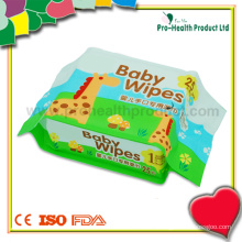 Promotional Plastic Baby Wipe Container