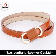 Fashion Lady′s PU Leather Belt
