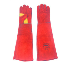24 Inch Leather Safety Gloves for Welding