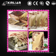 Gravure Printing Kraft paper Mix Nuts Packaging pouches zipper bag