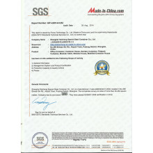 SGS Certificated Container House (shs-fp-liv010)